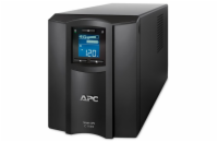 APC Smart-UPS C 1500VA (900W)  LCD with SmartConnect