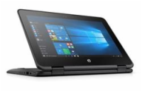 HP ProBook x360 11 G1, Pentium N4200, 11.6 HD/Touch, 4GB, SSD 128GB, W10, 1Y, Smoke Gray