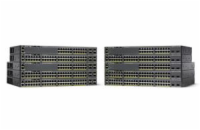 Cisco Catalyst 2960X-48TS-L, switch, managed 48x10/100/10...