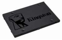 "Kingston SSD 120GB A400 SATA III 2.5"" TLC 7mm (čtení/zápis: 500/350MB/s; 90/15K IOPS)"