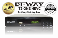 DI-Way PRO-2020 T2-ONE DVB-T2 H.265 HEVC