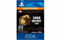 ESD CZ PS4 - 5,000 Call of Duty®: Infinite Warfare Points