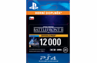 ESD CZ PS4 - STAR WARS™ Battlefront™ II: 12000 Crystals  (Av. 14.11.2017)