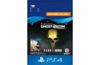 ESD CZ PS4 - Tom Clancy's Ghost Recon® Wildlands Year 2 Pass