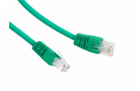 Gembird UTP Cat6 Patch cord, 1 m, zelená