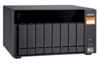 QNAP TS-832X-2G Turbo NAS server, 1,7 GHz QC/2GB/8xHDD/2xGL+2x10GL/USB 3.0/R0,1,5,6/iSCSI