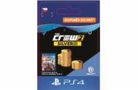 ESD CZ PS4 - The Crew 2 Silver Crew Credits Pack