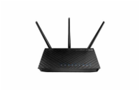 ASUS RT-AC66U B1, Dvoupásmový Wireless-AC1750 Gigabit Router