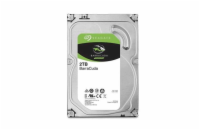 Seagate Barracuda 7200 2TB 3.5'' HDD, SATA3, 7200RPM, 256MB cache
