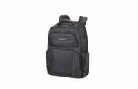 Backpack SAMSONITE CG709010 17,3'' 3V.PRO-DLX 5,comp,tab,doc,pock,black
