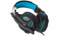 TRACER GAMEZONE Striker 2.0 Blue USB sluchátka