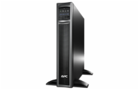 APC Smart-UPS X 1000VA (800W) Rack 2U/Tower LCD, hl. 49 cm