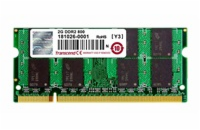 SODIMM DDR2 2GB 800MHz TRANSCEND 2Rx8 CL6