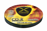 EXTREME 2033 - CD-R [ Soft Pack 10 | 700MB | 52x | Silver ]