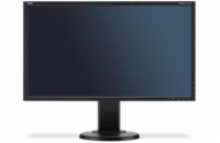 NEC LCD MultiSync E223W 22'' LED, 5ms,DVI,DP, 1680x1050, pivot, HAS, č