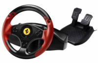 Thrustmaster Sada volantu a pedálů Ferrari Red Legend Edition pro PS3 a PC