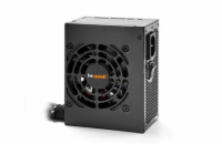 be quiet! PC zdroj SFX Power 2 400W 80plus, activePFC, 2x12Vrails Bronz