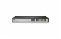 Netis Switch Rack 19'' 24-port 100 MB