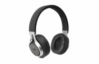 ART SLART AP-B04 ART Bluetooth Headphones with microphone AP-B04 black/silver