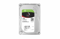"Seagate IronWolf, NAS HDD, 1TB, 3.5"", SATAIII, 64MB cache, 5.900RPM"