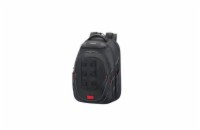 Backpack SAMSONITE 59N19001 17.3'' LEVIATHAN comp., doc., tablet,pock, black/red