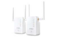 Edimax Gemini RE11 AC1200 Dual-Band Wi-Fi Roaming Kit, Wi-Fi Extender/AP/Bridge