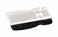 Fellowes - CRYSTAL - keyboard pad Health-V, black