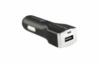 Qoltec Car charger | Quick Charge | 12V-24V | 1.5-3A | USB
