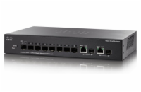 Cisco SG350-10SFP 10-port Gigabit Managed SFP Switch