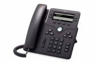 Cisco IP Phone CP-6851-3PW-CE-K9= with power adapter