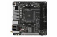 ASRock B450 GAMING-ITX/AC, AM4, 4xSATA3, DDR4 3200, USB 3.1+3.1(Type A+C)