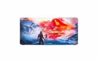 ACER PREDATOR MOUSEPAD, XXL SIZE 930 x 450 x 3 mm, MAGMA BATTLE, Fabric&Rubber, RETAIL PACK