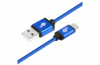 TB Touch USB - USB-C, 1,5m, blue