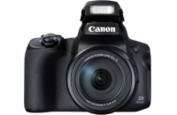 Canon PowerShot SX70 HS Black - 20MP, 65x zoom, 21-1365mm, 4K Ultra HD