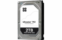 WD ULTRASTAR 7K2 3.5in 26.1MM 2000GB 128MB 7200RPM SATA ULTRA 512N SE 7K2
