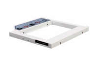 Silverstone SST-TS08 Adapter for 2.5 Inch SSD or HDD 9.5mm, white