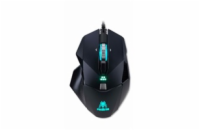 Acer FOX'S PREDATOR CESTUS 510 GAMING MOUSE - max. 16000dpi, IPS/speed 400, Dual Omron switch up to 70mil