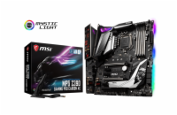 MSI MPG Z390I GAMING EDGE AC, 2x DDR4 4600, 1X HDMI/DP, Mini-ITX