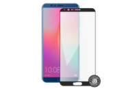 Screenshield HUAWEI Honor View 10 Tempered Glass protection (full COVER black)