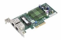 SUPERMICRO 2-port GbE Card Based on Intel i350 (Retail Pack)