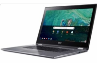 "Acer Chromebook Spin 15 NX.GWGEC.001 (CP315-1H-P76L) - Pentium N4200@1.1GHz,15.6"" FHD IPS touch,.4GB,64eMMC,Intel HD,cam,backl,Chrome"