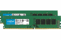 8GB DDR4 3200MHz Crucial CL22 2x4GB