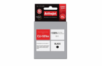 Ink ActiveJet ACC-551BN | black | 10 ml | Canon CLI-551BK