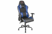 TRUST GXT 707R Resto Gaming Chair - blue herní křeslo