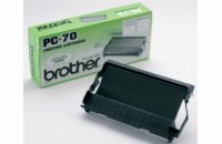 BROTHER PC70YJ1 Ribbon Brother 1 szt FaxT/T72/T74/T76/T78