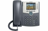 Cisco SPA525G2 IP Phone, 5 Voice Lines, 2x 10/100 Ports, High-Resolution Graphical Display, PoE Support, WiFi, REFRESH
