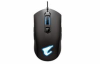 GIGABYTE Myš Gaming Mouse AORUS M4, USB, Optical, up to 6400 DPI