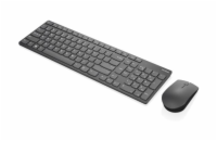 Lenovo Professional Ultraslim Wireless Combo Keyboard and Mouse - CZ/SK