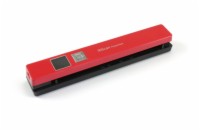 IRIS 458843 IRISCan Anywhere 5 Red - 8 PPM - Battery Li-ion