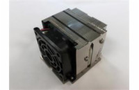 SUPERMICRO 2U+ UP, DP active heatsink  s2011 s2066